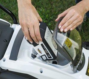 ALPINA AL134LI Battery Powered Lawnmower