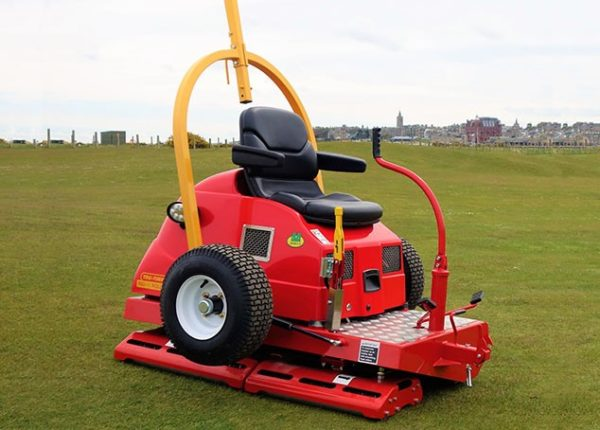 Experience the completely new R50-11 Greens Roller