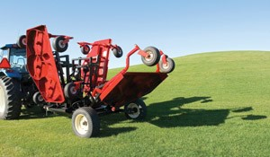 Farm King Allied Triplex Finishing Mower