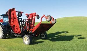 Farm King Allied Triplex Finishing Mower