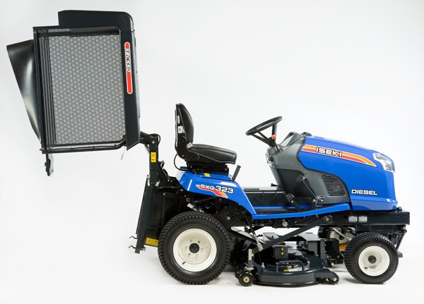 Iseki-SXG323-Ride-On-Diesel-Mower